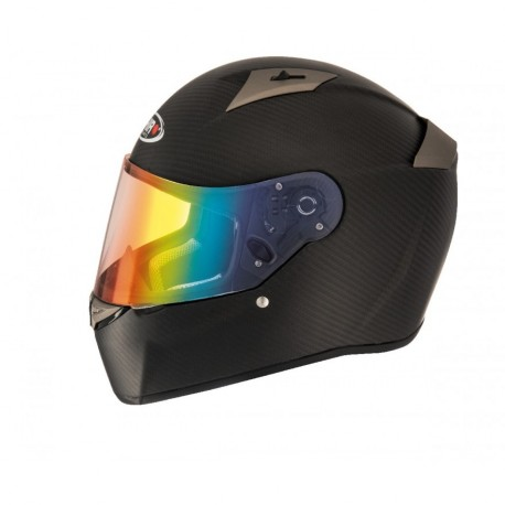 CASCO SH336 CARBONO MATE